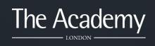 The Academy, London logo