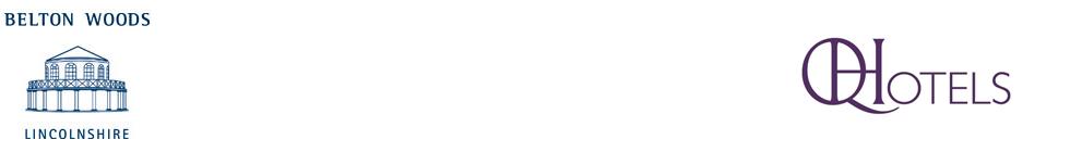 Belton Woods, Grantham logo