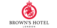 Brown's Hotel, London logo