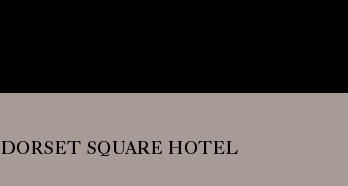 Dorset Square Hotel logo