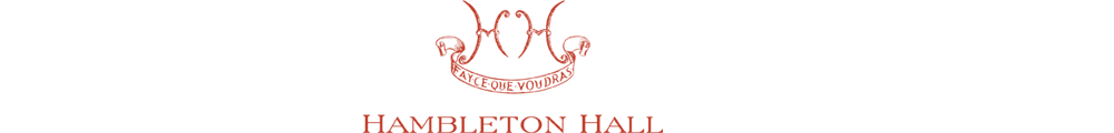 Hambleton Hall logo