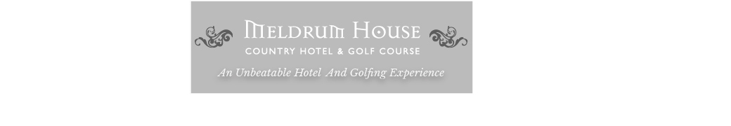 Meldrum House logo