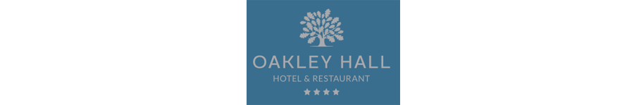 Oakley Hall Hotel logo