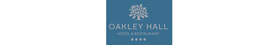 Oakley Hall Hotel logo
