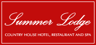 Summer Lodge Country House Hotel logo