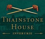 Thainstone House in Inverurie near Aberdeen logo