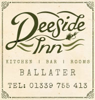 Deeside Inn in Ballater logo