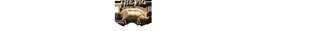 THE PIG logo