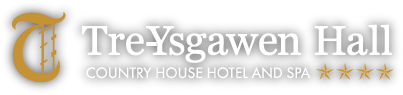 Tre-Ysgawen Hall Country House Hotel and Spa logo